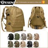 3D Tactical Military Backpack Molle Camouflage Shoulder Bag
