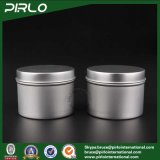 60g, 2oz Aluminum Tin Jars for Cosmetic Hair Gel Cream