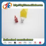 Cheap Price Plastic Mini Cat Play Set for Kids