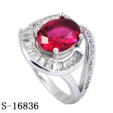 New Design Imitation Jewelry Silver Ring Hotsale