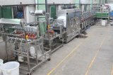 Band Tapes Continuous Dyeing&Finishing Machine with 60m Steam Chamber