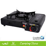 Double Use Portable Gas Stove with Double Sealed Valve