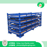 Folding Steel Stacking Frame for Warehouse Storage with Ce