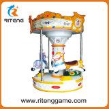 Amusement Park Theme Swing Factory Manufacture Tittle Carousel
