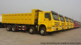HOWO 8*4 Dump Truck with High Quality and Best Price