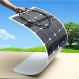 Sunpower 100W Folding and Flexible Solar Panel for High-End Market