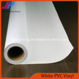 Indoor Advertising White PVC Vinyl