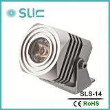 Mini/Small 1W 12VDC LED Spotlight for Outdoor Lighting (SLS-14)
