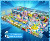 New Commercial Kids Plastic Soft Mcdonalds Indoor Playground