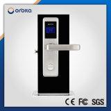 RF Card Key Hotel Lock with Waterproof Hotel Door Lock System