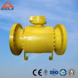 Three Pieces Forged Steel Trunnion Mounted Ball Valve (Q347F)