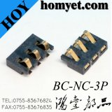 3p SMT Battery Connector (BC-NC-3P)
