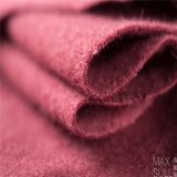 Wool/Cotton Red Fabric