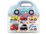 Plastic Mini Car 6PCS Car Toys Pull Back Car (H0415333)