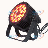 Outdoor 18X18W LED PAR Light and Wash Light