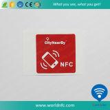 NFC Forum Type 2 Ntag213 Ntag216 NFC Sticker