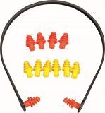 Earplug Holder & Plug Set Safety Hearing Protection OEM