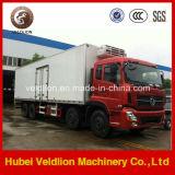 Heavy Duty 270HP Refrigerated Vehicle 35 Tons