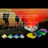 Wisdom Newest LED Headlamps, Waterproof Headlight with Brightest