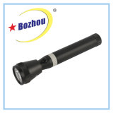 Torch Light 3W Rechargeable Battery Top Quality Torch Flashlight