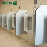 Factory Direct Sale Compact Laminate Panel Urinal Divider
