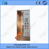 Lab Equipment IEC60332-1-1 Sinlge Cable Vertical Flammability Test Chamber