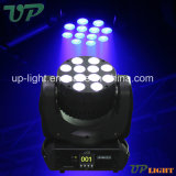 12*10W RGBW 4in1 CREE LED Beam Mini Moving Head