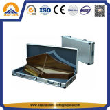 Fashionable Aluminum Wooden Piano Musical Case (HF-6011)