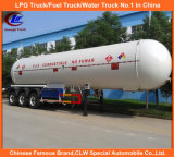 30ton Bulk Propane Road Tank for 25ton LPG Tank Lorry