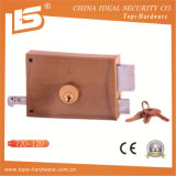 Security Safe Door Rim Lock (720-120)