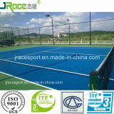 Long Lasting Tennis Sports Floor Covering Outdoor Tennis Court
