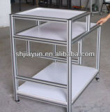 OEM Aluminium Profile for Glass with Competitive Price