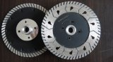 Diomond Turbo Saw Blade with Flange