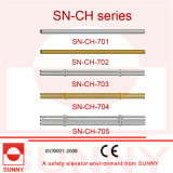 Elevator Cabin Handrail with Stainless Steel Frame (SN-CH-701)