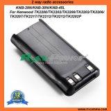 Knb-29n/Knb-30n/Knb45L Portable Radio Battery for Tk3212/Tk3202p