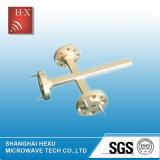 Wr22 RF Waveguide Cross Coupler From Hexu Microwave