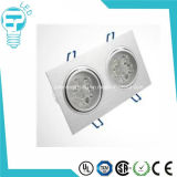 Lathe Aluminum Factory LED Down Light