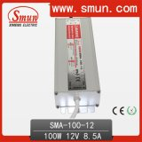 100W IP67 Waterproof Constant Current LED Driver with CE RoHS