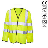 New Long Sleeved Reflecting Clothes for Police Working CE Approval