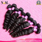 Virgin Malaysian Loose Wave Hair/ Extra Virgin Human Hair (QB-MVRH-LW)