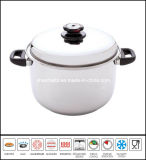 Big Deep Soup Stock Pot Stainless Steel Pot