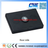 High Quality Customized Rubber Coated Flat Holding Magnet