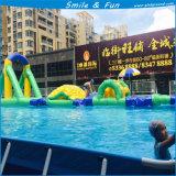 Plastic Playground E Frame Play Sand Swimming Pool