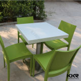 Tea Table Desk/ Restaurant Dining Table and Chair