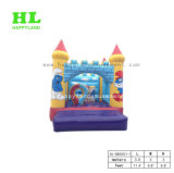 Customized Smurfs Theme Jumping Bouncer