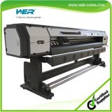 2.5m 8feet One Epson Dx7 Head Eco Solvent Printer for Tarpaulin, Flex Banner, Canvas and Banner Cloth