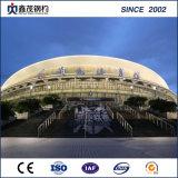 Steel Structure Gymnasium with Crane (Prefabricated Steel Structure)