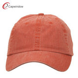 Orange Pigment Dyed Special Cotton Twill Washed Cap (02065)