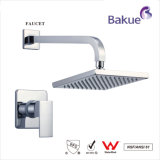Cupc Approved Bathroom Accessories Shower Set Faucet Wall Mounted