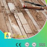 8.3mm E1 Woodgrain Texture Beech Waxed Edged Laminated Flooring
